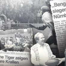 17. August 1983: Soldaten stellten Football-Team in Habinghorst auf