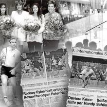 19. Februar 1996: 9. Internationale Squash-Forum-Open